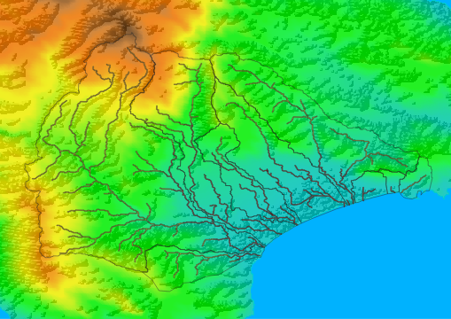 Application of GIS in hydrology